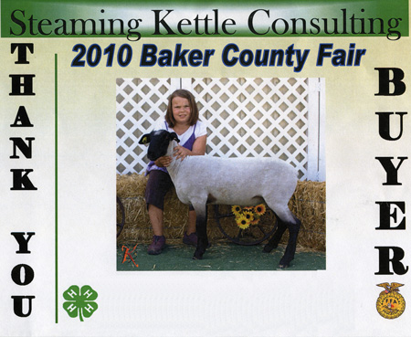 Steaming Kettle's 2010 Lamb