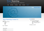 Water Reporting Contact Page
