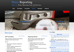 Water Reporting Services Page